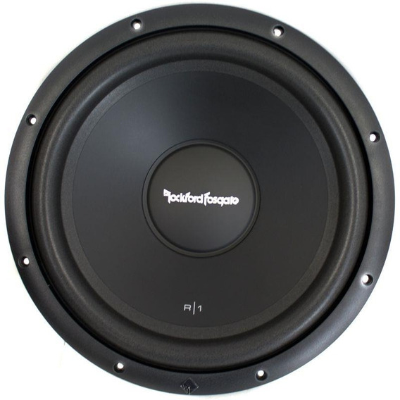 Subwoofer Rockford Fosgate 12 Prime R1s4-12 400w 4ohm Svc