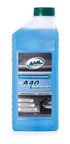 Aditivo Radiador Pronto Uso Orgânico Azul A40 1l Honda