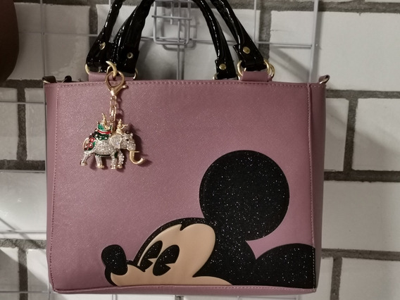 Bolso Mickey Mouse.