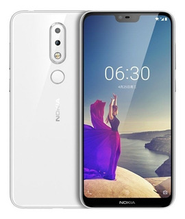 Nokia X6 Snapdragon 636 - Android One 9 Dual Sim 64gb