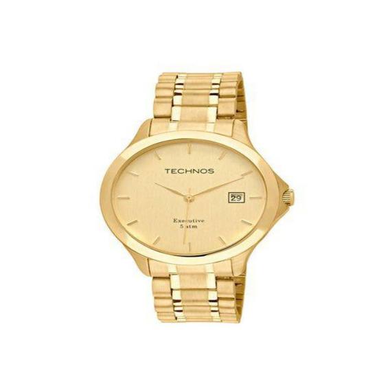 Relógio Technos Masculino Classic 1s13bwtdy/4x Com Garantia