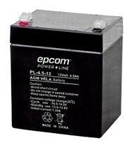 Pila Batería Seguridad Cerco Eléctrico Alarma, 12vcd 4.5 Ah