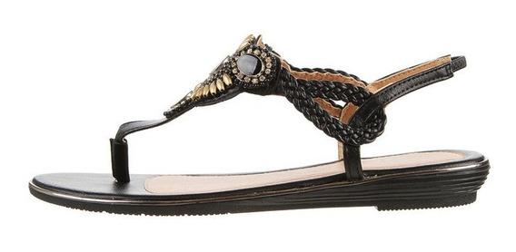 Lady Stork Dama Sandalia Vanny Tiras Elastizadas Verano Moda