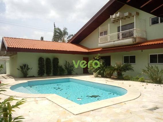 Casa Residencial Para Locação, Jardim Colina, Americana. - Ca0060