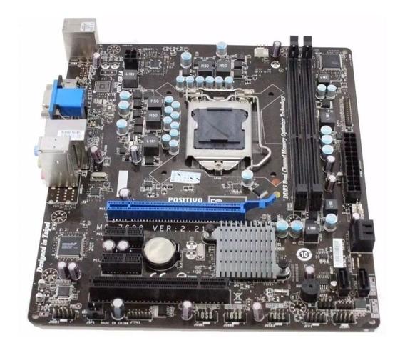 Kit Completo Placa Mãe Msi I7-3770 / 8 Gb / Hdmi / Cooler