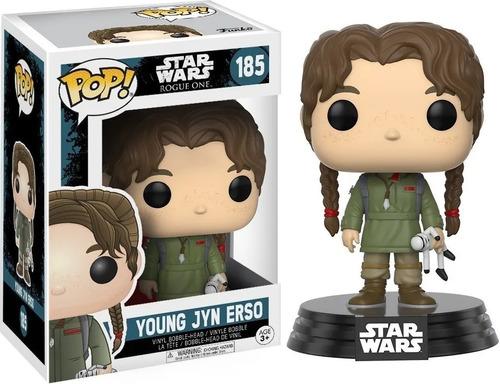 Funko Pop! Young Jyn Erso 185 Star Wars