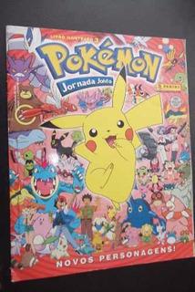 14 Figurinhas Avulsas Album Pokemon Panini Album Ilustrado 3