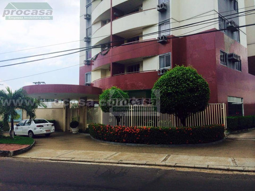 Imagem 1 de 23 de Apartamento Com 3 Dormitórios À Venda, 94 M² Por R$ 450.000,00 - Compensa - Manaus/am - Ap0936
