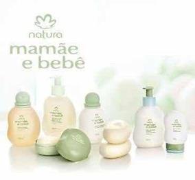 Natura Kit Mamãe E Bebê Com 5 Produtos