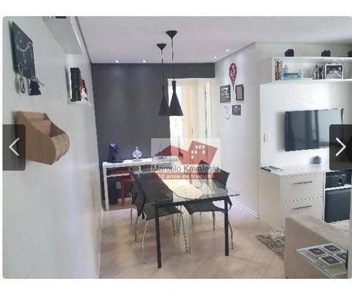 Imagem 1 de 10 de Apartamento À Venda, 54 M² Por R$ 425.000,00 - Cambuci - São Paulo/sp - Ap4193