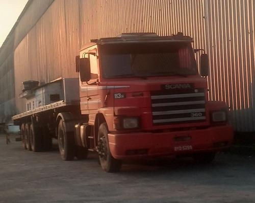 Imagem 1 de 6 de Scania 113h 360