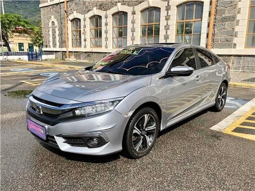 Imagem 1 de 14 de Honda Civic 1.5 16v Turbo Gasolina Touring 4p Cvt