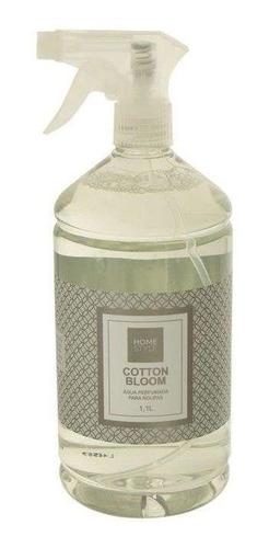 Agua Perfumada Cotton Bloom Home Style 1100ml Com