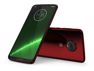 Smartphone Motorola Moto G-7 Plus 64gb Dual Tela 6.24 Xt-196