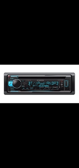 Kenwood Excelon Kdc -301 Dual Bluetooth