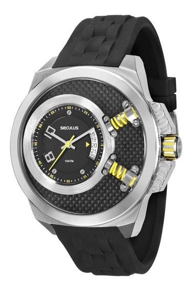 Relógio De Pulso Da Seculus Original