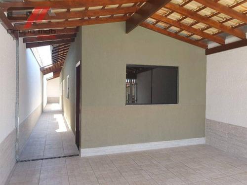 Imagem 1 de 15 de Casa Com 2 Dormitórios À Venda, 79 M² Por R$ 235.000,00 - Piracangaguá - Taubaté/sp - Ca0439