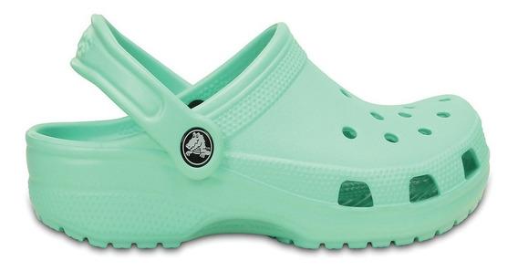 Crocs Original Classic Verde Claro Adulto