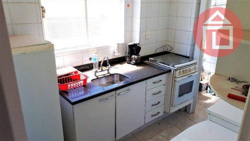 Apartamento Com 2 Dormitórios À Venda, 42 M² Por R$ 175.000,00 - Jardim Doutor Júlio De Mesquita Filho - Bragança Paulista/sp - Ap0817