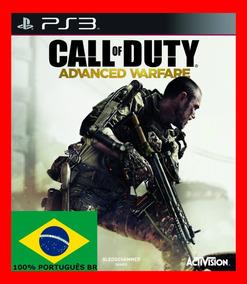 Call Of Duty Advanced Warfare - Português - Original - Ps3