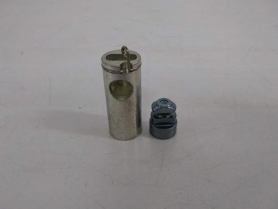 Trava Anti Furto Nova S10 Simples Dupla Original Gm 2012/16