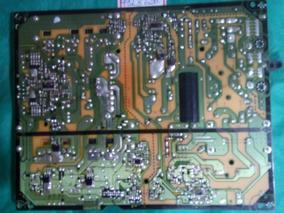 Placa Da Fonte Tv Lg 49lb 6200 Retirada De Tv Funcionando