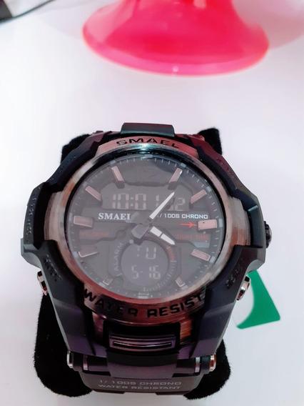 Relógio Masculino Esportivo Smael 1805