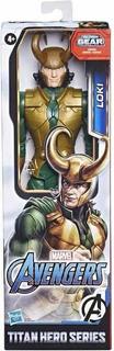 Marvel Titan Hero Blast Gear Avengers Loki