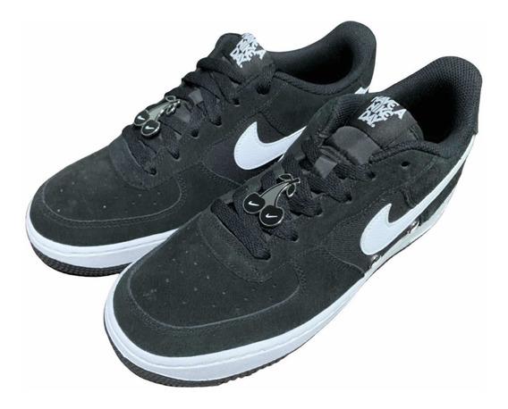 Tenis Nike Air Force 1 Nk Day Dancing Originals Bq8273 001