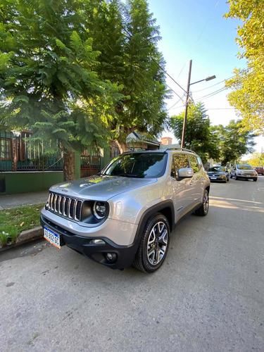 Jeep Renegade 1.8 Longitude At6 2019