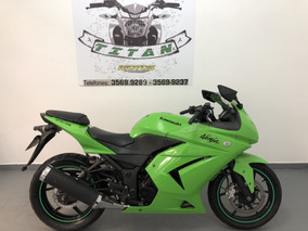 Ninja 250r Impecavel