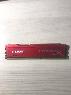 Memoria Hyperx Fury 8gb Ddr3 1866mhz
