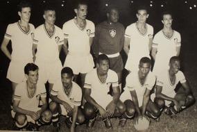 Foto Fluminense Com O Time De 1955 Tamanho 15x20 Cm