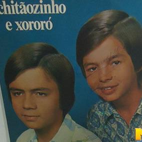 Chitãozinho E Xororó 1972 Lp Galopeira / Canto Do Rouxinol