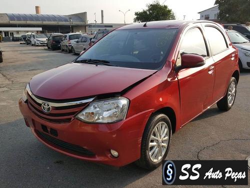 Sucata Toyota Hilux Sw4 2015 - Somente Retirar Peças