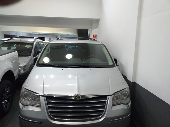 Chrysler Town & Country Limited 2008 Prata