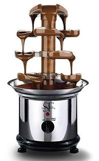 Fuente De Chocolate En Cascada Sagra Deluge 16