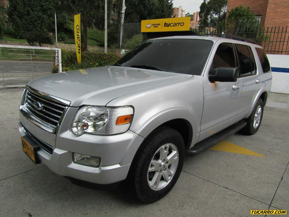 Ford Explorer Xlt At 4000 Cc 4x4