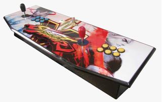 Tablero Arcade Con Mas De 1600 Juegos