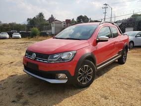 Volkswagen Saveiro 1.6 Doble Cabina Cross Mt 2017