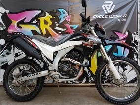 Gilera Smx 250 Enduro Cross 0km 2018 Stock Hasta El 07/12