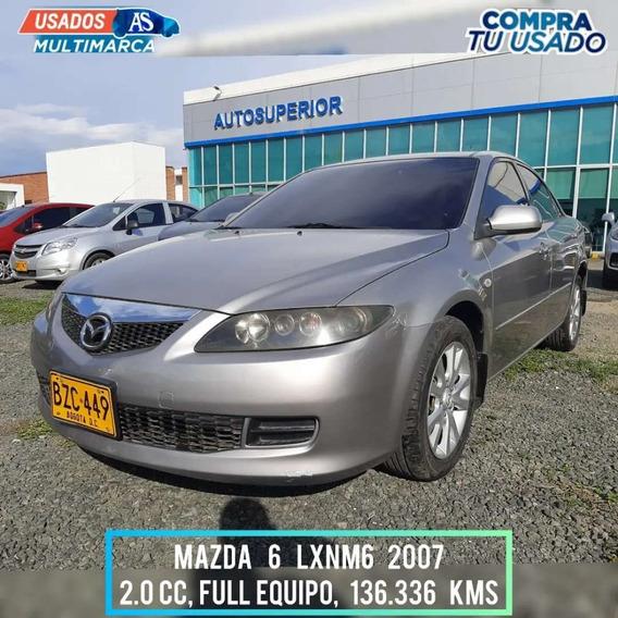 Mazda 6 Lxnm6 2007 Sedan 2.0cc Mt