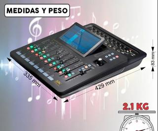 Consola Digital 20 Canales Soundking Dm20