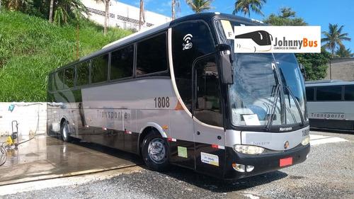 Ônibus Rodoviário Marcopolo G6 1200 - Ano 2008 - Johnnybus