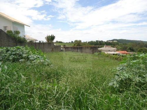 Terreno À Venda, 1000 M² - Residencial Recanto Dos Canjaranas - Vinhedo/sp - Te0004