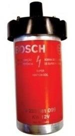 Bobina Bosch Roja 099 Encendido Electronico 34000volts