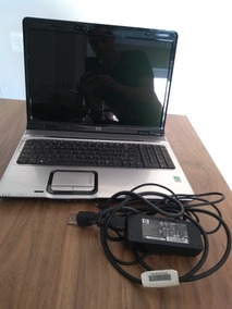 Notebook Hp Pavilion Dv 9000 Com Carregador