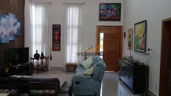 Casa Com 3 Dormitórios À Venda, 290 M² Por R$ 1.100.000 - Condomínio Palmeiras Imperiais - Itu/sp - Ca1529