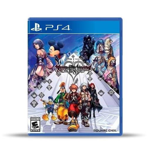 Kingdom Hearts Hd 2.8 Final  Físico, Macrotec