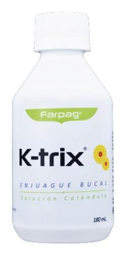 K-trix® Enjuague Bucal 180ml - mL a $155
